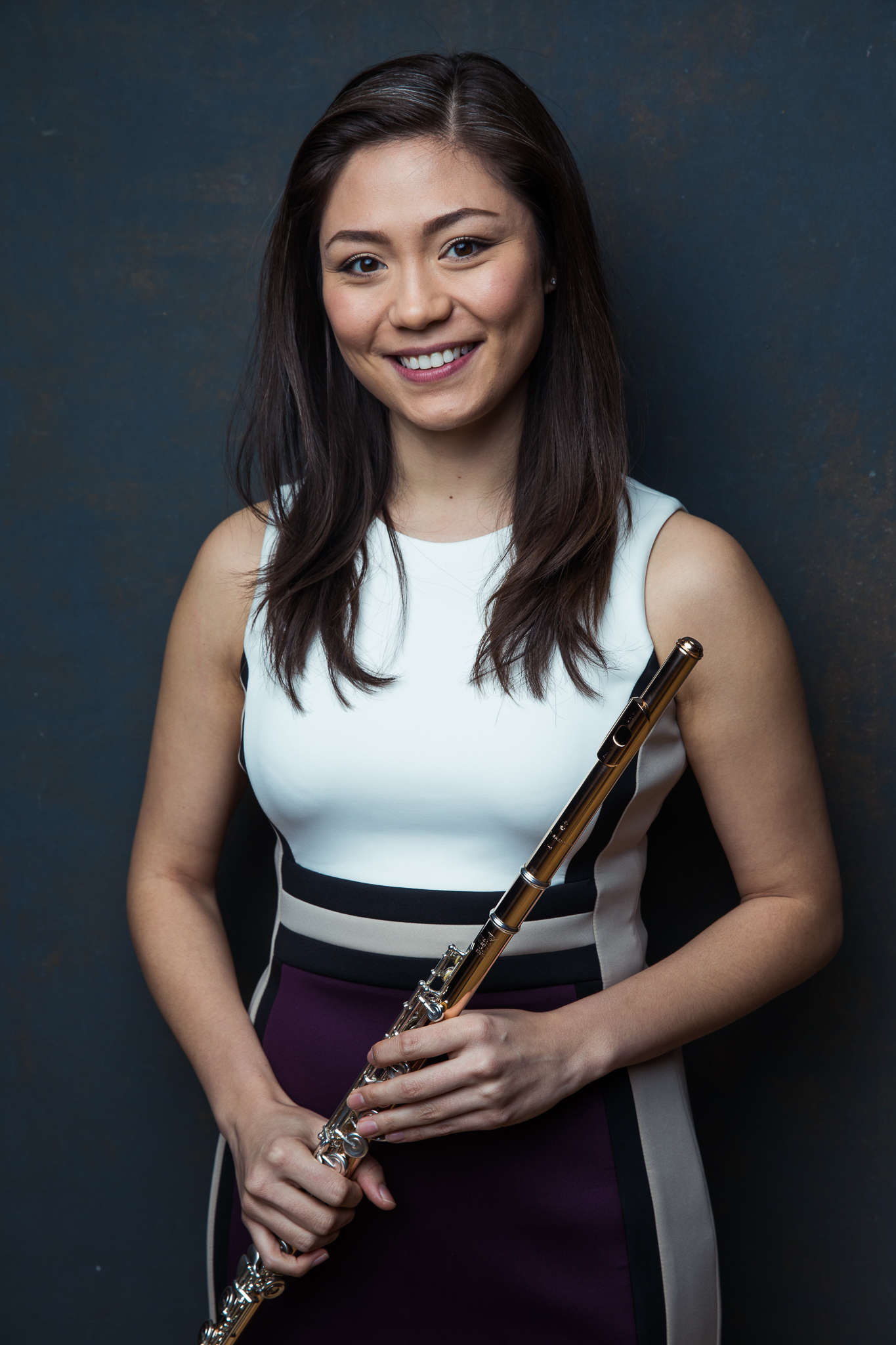 Bo Lee Flute EM Alumni Award Magic Pearl