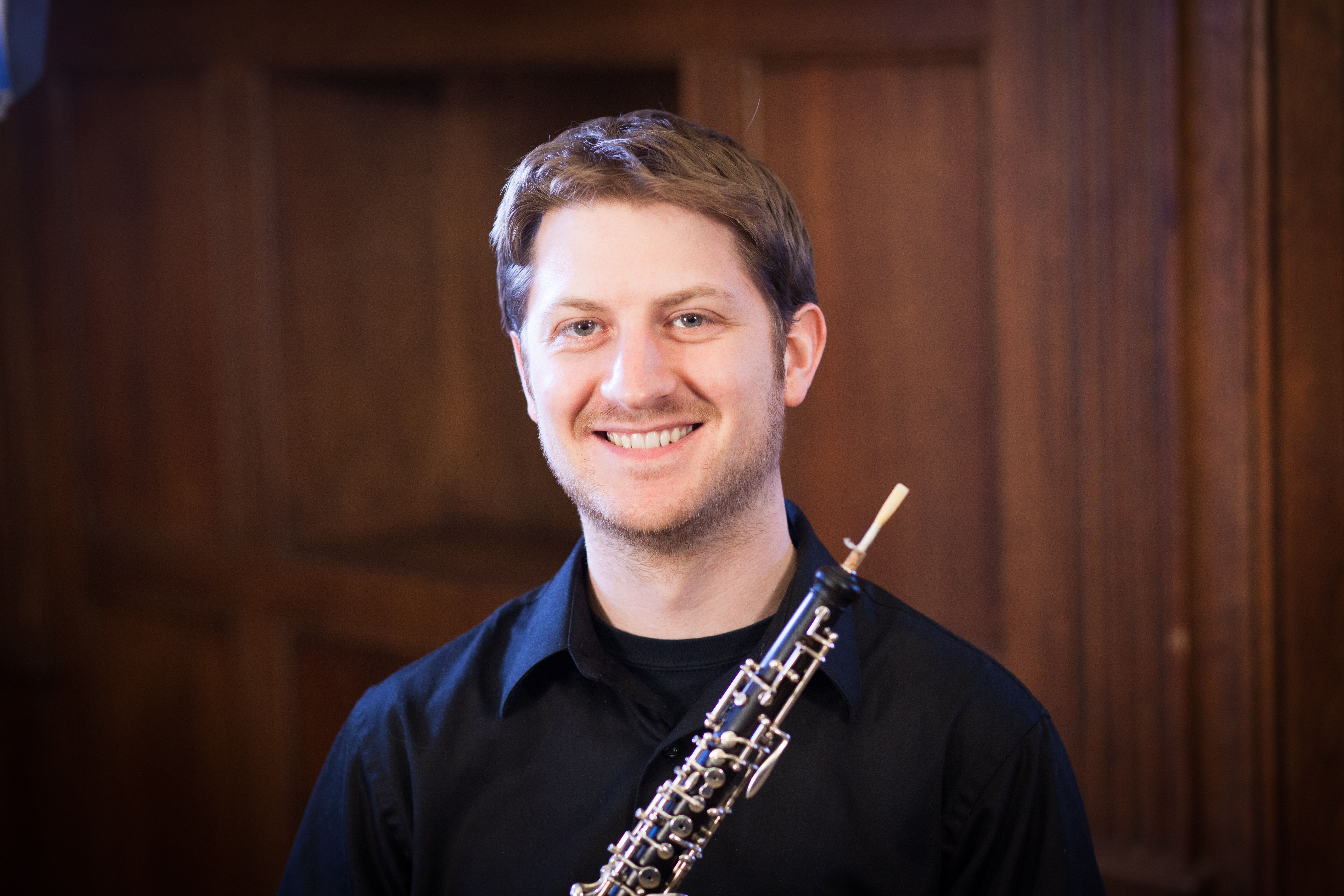 Timothy Feil EM Alumni Award oboe reed making
