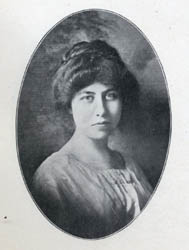 Portrait of Millie Paddock
