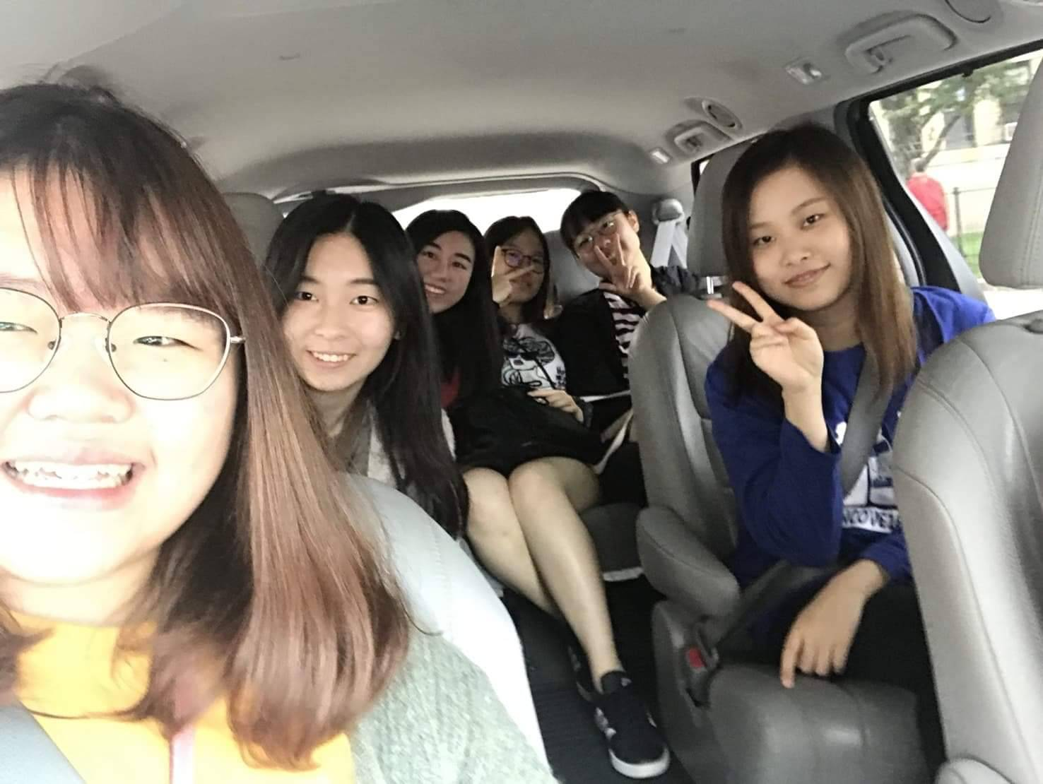 TSA in car