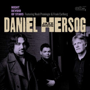 Album cover of Daniel Hersog Jazz Orchestra: Night Devoid of Stars