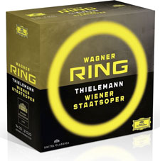 Wagner Ring Cycle Thieleman CD