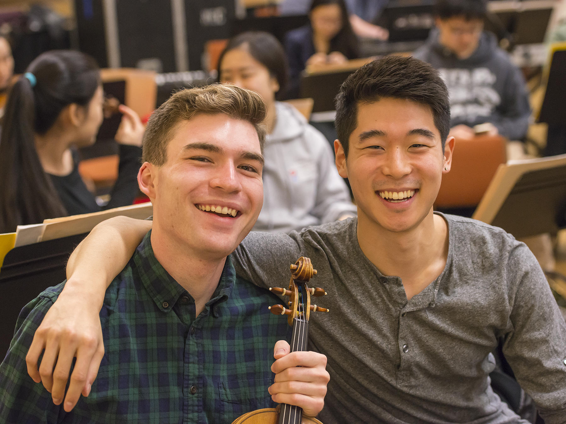 Dual Degree Programs | New England Conservatory