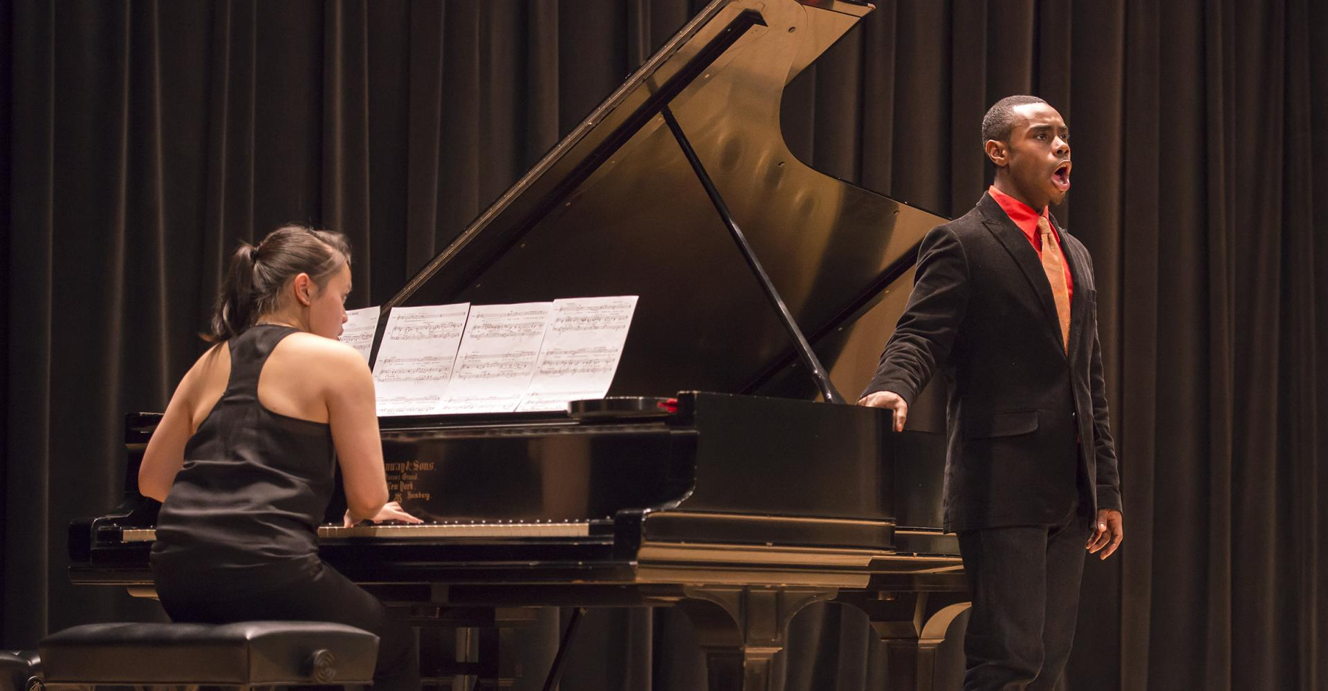 Collaborative Piano | New England Conservatory