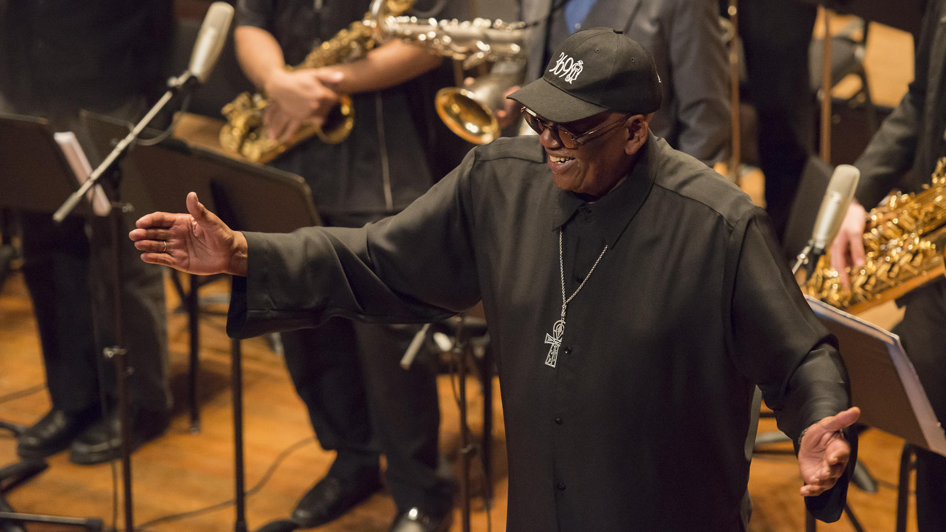 Randy Weston and the NEC Jazz Orchestra