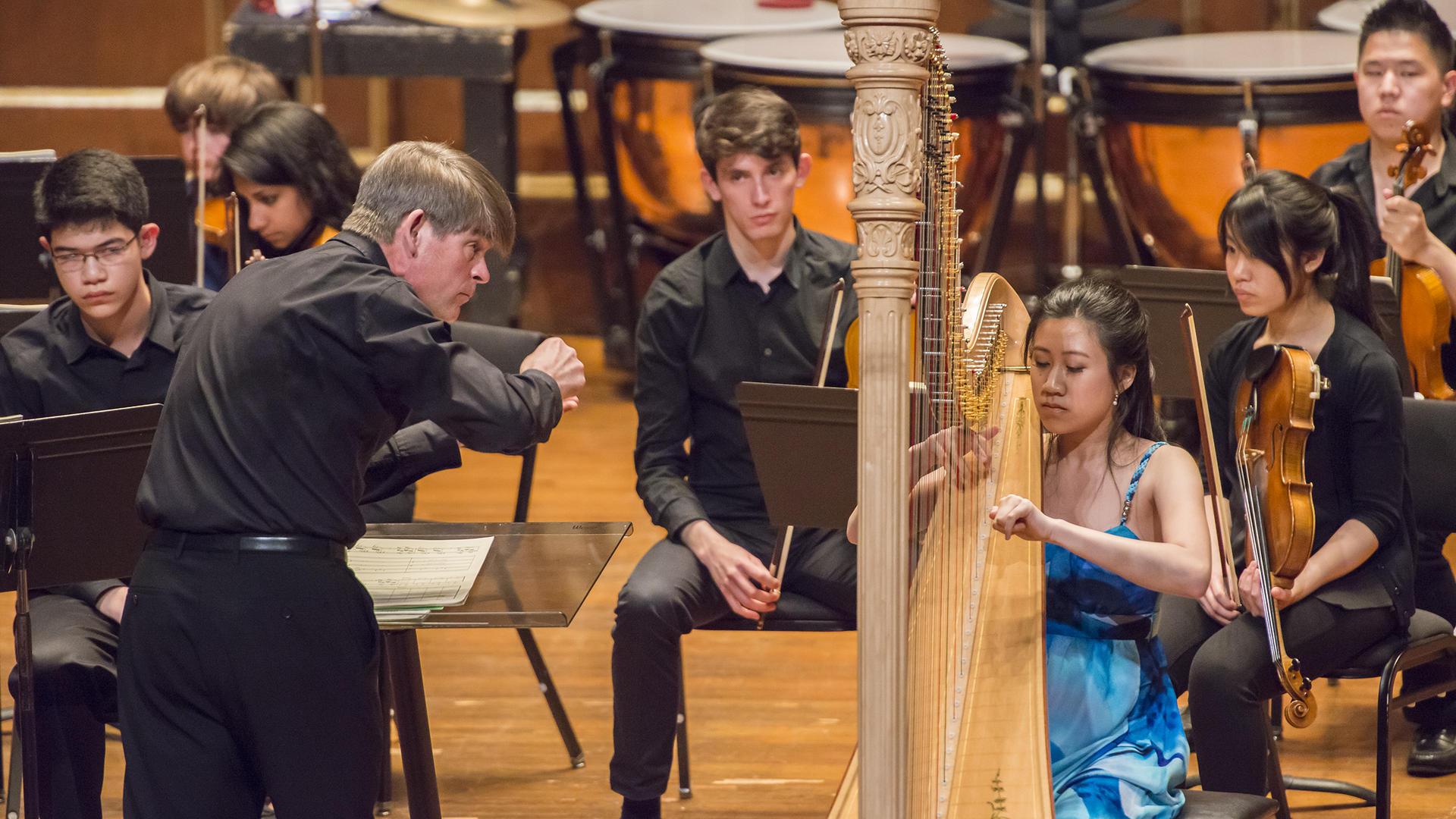 Harp New England Conservatory