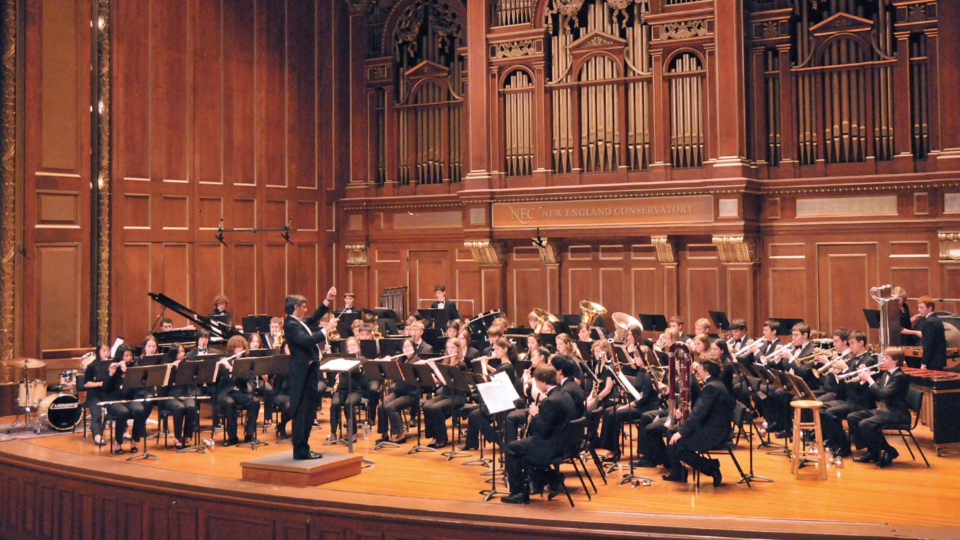 Senior Mywe New England Conservatory