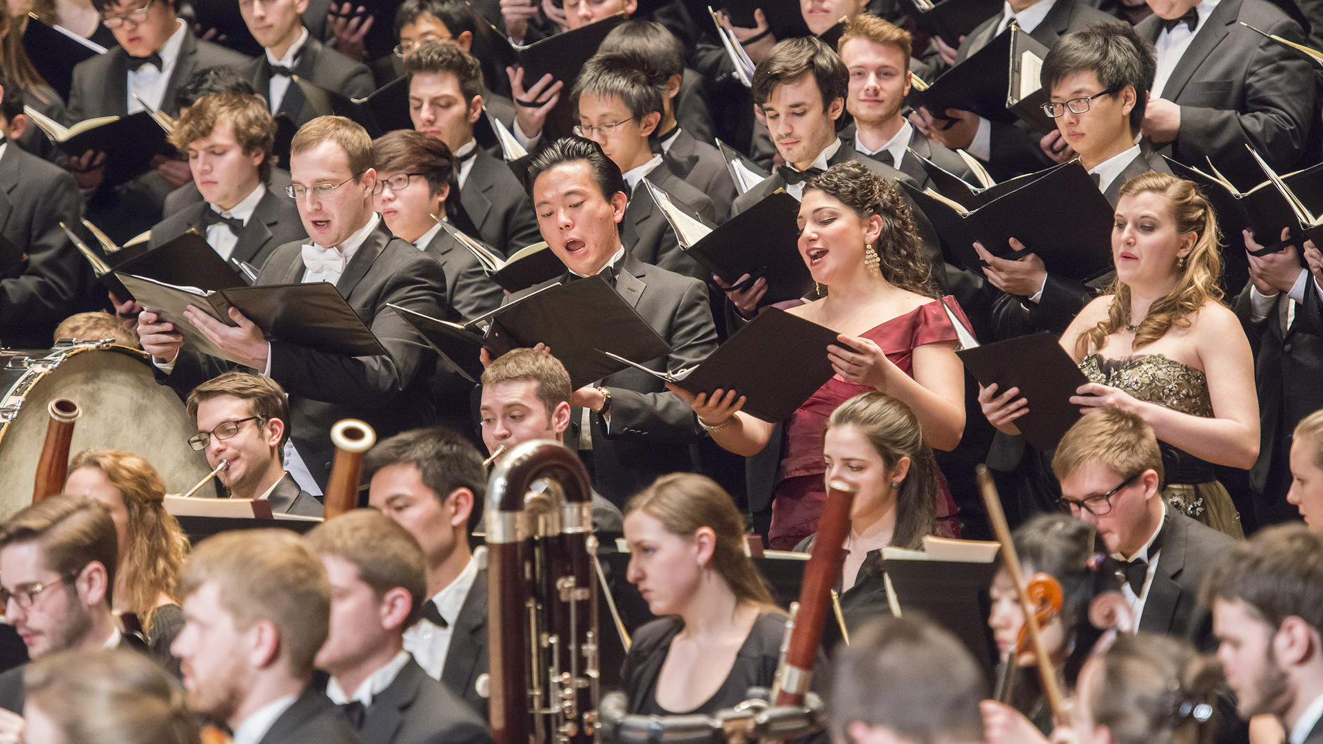 NEC Chorus and Philharmonia perform Beethoven Ninth Symphony