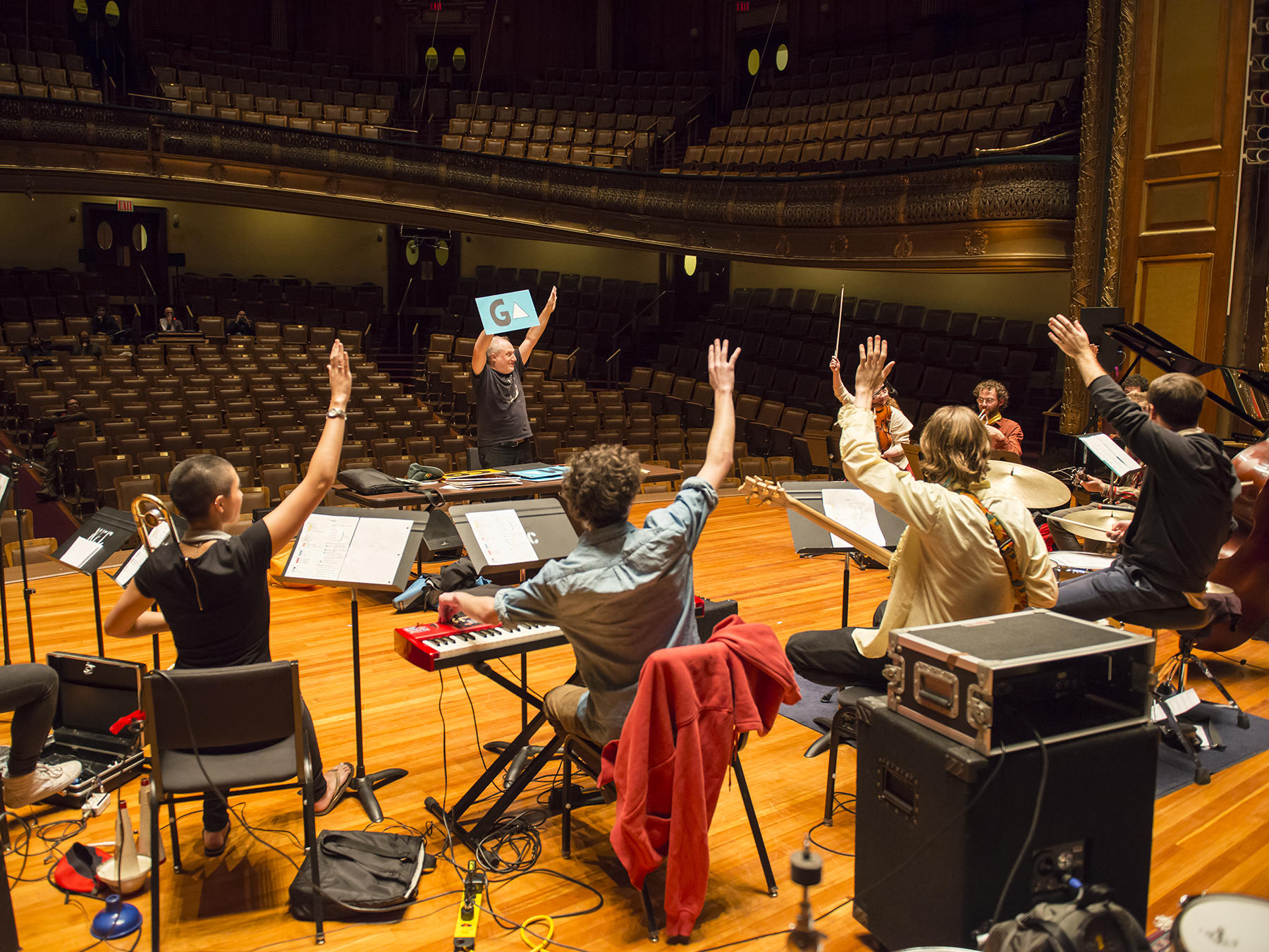 Contemporary Improvisation Ensembles | New England Conservatory