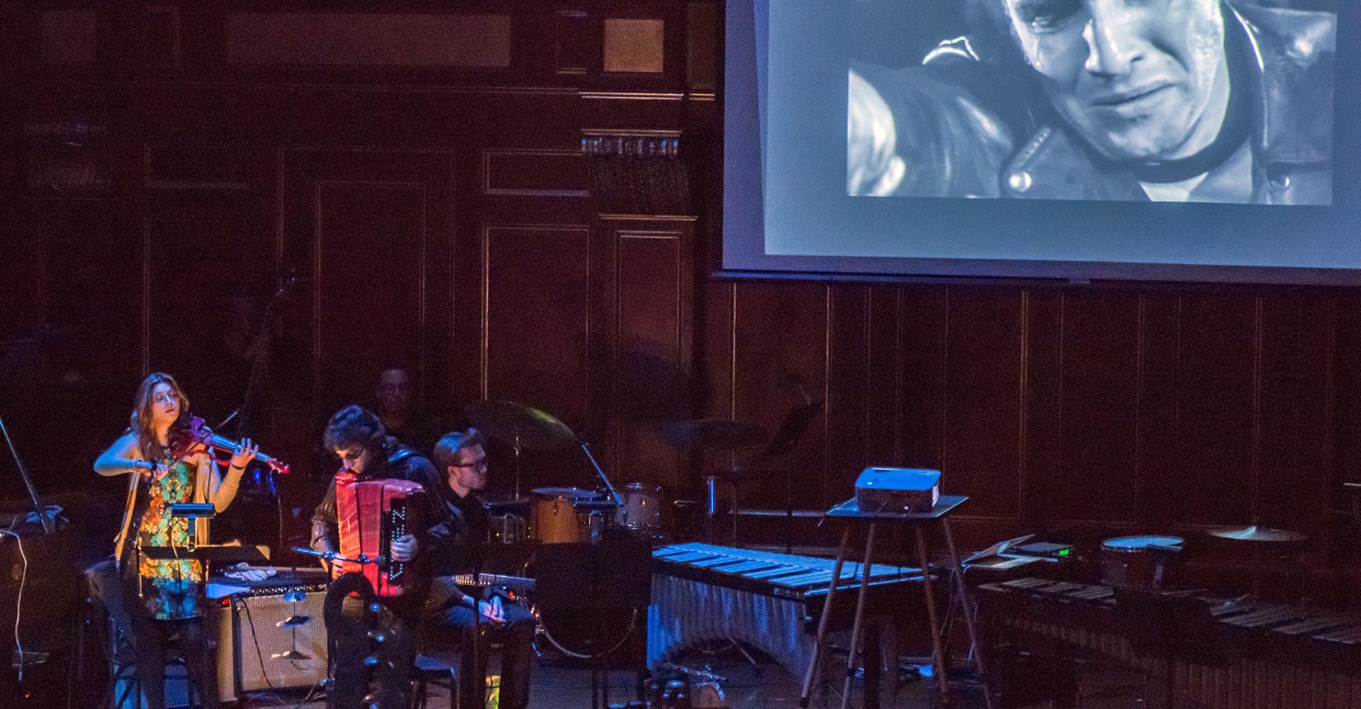 Contemporary Improvisation Ensembles   New England Conservatory