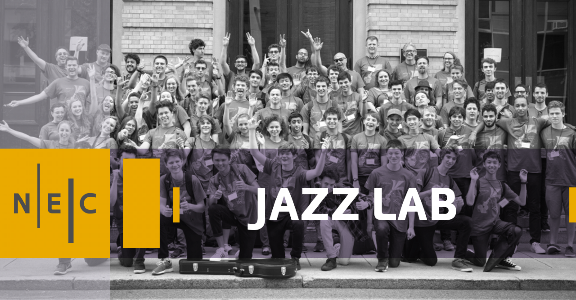 Jazz Lab Students