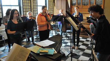 Prep Baroque Ensemble