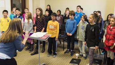 Prep Children's Chorus