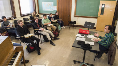 A Prep Theory Class