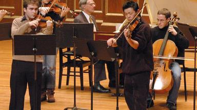 John Gibbons and the NEC Bach Ensemble
