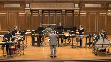 N E C Percussion Ensemble