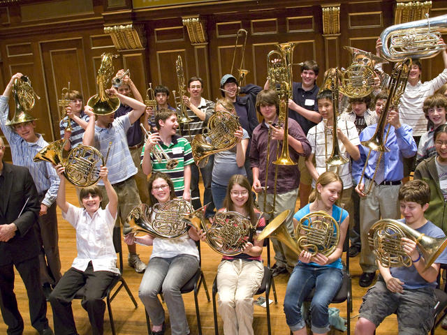 Youth Brass Ensemble