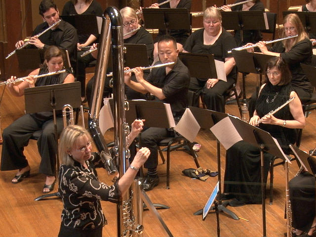 The Flute Festival Orchestra