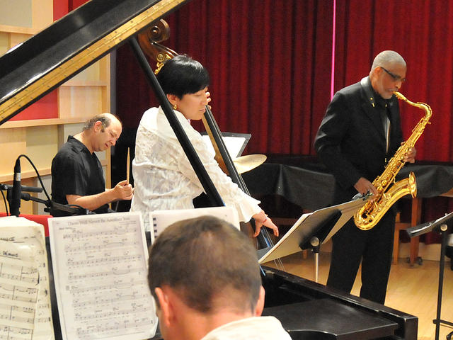 Continuing Education jazz ensemble