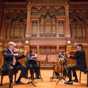 Borromeo String Quartet | New England Conservatory