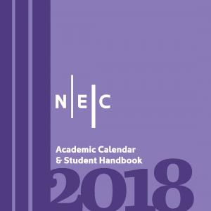 2018 2019 Student Handbook Cover