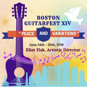 Boston GuitarFest XIV Peace and Variations